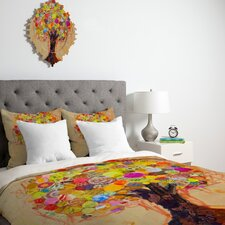 <strong>DENY Designs</strong> Elizabeth St Hilaire Nelson Summer Tree Duvet Cover Collection