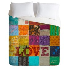Elizabeth St Hilaire Nelson Love Duvet Cover Collection