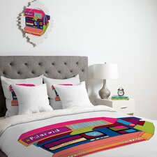 <strong>DENY Designs</strong> Bianca Green Captures Great Moments Duvet Cover Collection