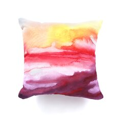 Jacqueline Maldonado Rise Polyester Throw Pillow