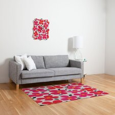 Garima Dhawan Berry Dogwood Novelty Rug
