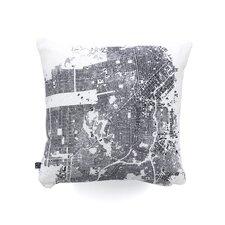 CityFabric Inc San Francisco Woven Polyester Throw Pillow