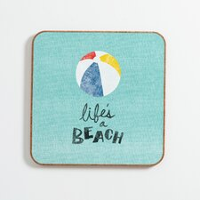Nick Nelson Lifes A Beach Wall Art
