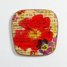 Irena Orlov Poppy Poetry 2 Clock
