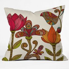 Valentina Ramos in The Garden Polyester Throw Pillow