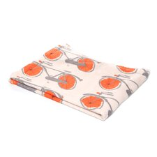Mummysam Polyester Fleece Throw Blanket