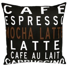 <strong>Uptown Artworks</strong> Café Pillow