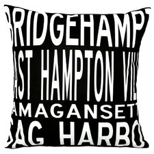 Hamptons 4 Line Pillow