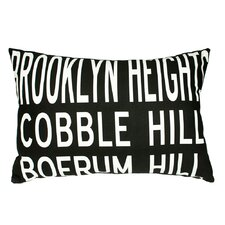 Brooklyn Heights Pillow
