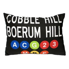 <strong>Uptown Artworks</strong> Cobble Hill Pillow
