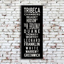 Tribeca Sign Art