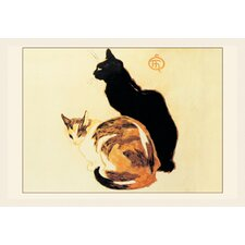 <strong>Buyenlarge</strong> Chats Canvas Art