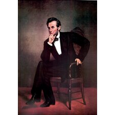 <strong>Buyenlarge</strong> Abraham Lincoln Canvas Art