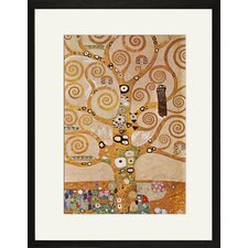 Frieze II Framed Painting Print