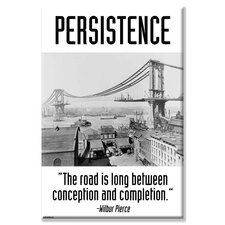 <strong>Buyenlarge</strong> Persistence Canvas Wall Art