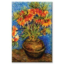 <strong>Buyenlarge</strong> Fritillaries by Van Gogh Canvas Wall Art