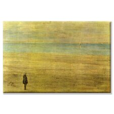 Harmony Trouville Painting Print on Canvas