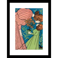 <strong>Buyenlarge</strong> Mother and Daughter Framed and Matted Print