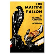 <strong>Buyenlarge</strong> The Maltese Falcon Canvas Wall Art