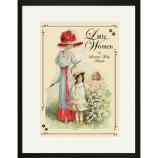 <strong>Buyenlarge</strong> Little Women Canvas Wall Art