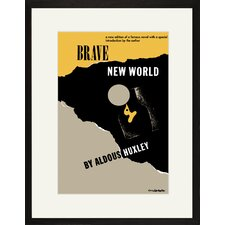 <strong>Buyenlarge</strong> Brave New World Canvas Wall Art