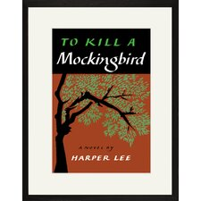 To Kill A Mockingbird Framed Graphic Art