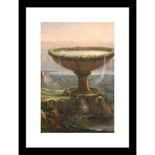 <strong>Buyenlarge</strong> Titan's Goblet Framed and Matted Print