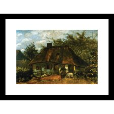 Cottage Framed and Matted Print