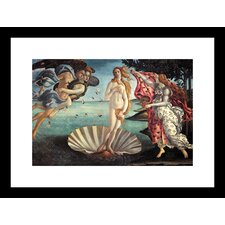 <strong>Buyenlarge</strong> Birth of Venus Framed and Matted Print