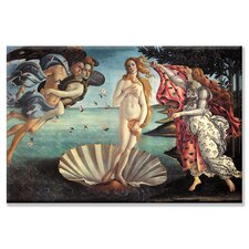 'Birth of Venus' Painting Print on Canvas