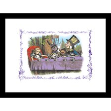<strong>Buyenlarge</strong> Alice in Wonderland a Mad Tea Party Canvas Wall Art