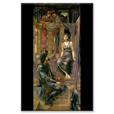 <strong>Buyenlarge</strong> King Cophetua and the Beggar Maid Canvas Wall Art
