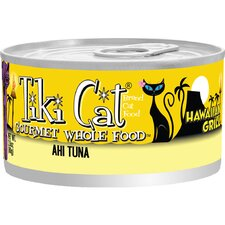 <strong>Tiki Cat</strong> Hawaiian Grilled Ahi Tuna Canned Cat Food