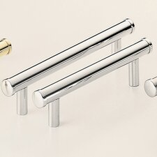 "Stainless Steel Cabinet 12.6"" Appliance Pull"