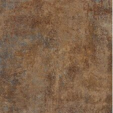 "Reactions 12"" x 3"" Bullnose Tile Trim in Brown"