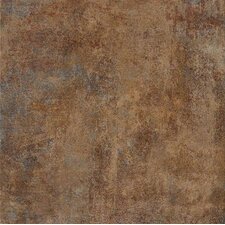 "Reactions 4"" x 4"" Porcelain Bullnose in Brown"