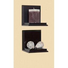 <strong>Woodland Home Decor</strong> Sconce Shelf (Set of 2)