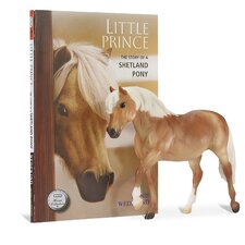 Little Prince Horse and Book Set