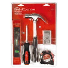 5 Piece Household Tool Kit
