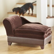 <strong>Enchanted Home Pet</strong> Ultra Plush Storage Dog Sofa
