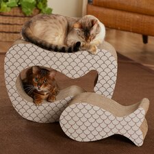 Copy Cat Scratcher