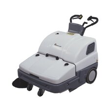 Debrismaster 2.4 Peak HP Battery and Gas Sweeper Wet / Dry Vacuum