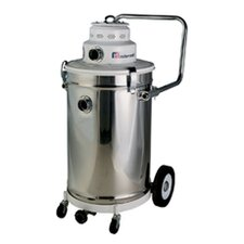 10 Gallon 2 Peak HP Stainless Steel Tank Wet / Dry Vacuum