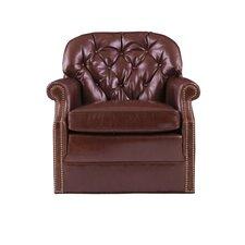 Bristol Leather Club Chair