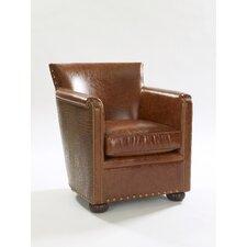 Tahoe Leather Club Chair