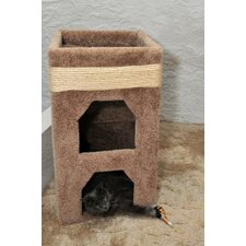 <strong>New Cat Condos</strong> Double Cat Tower