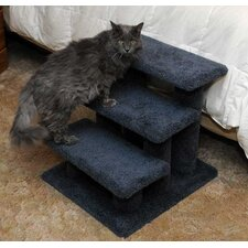 Cat Post Stairs