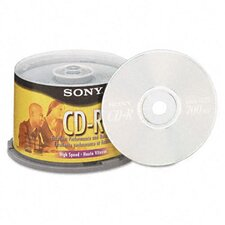 Cd-R Discs, 700Mb/80Min, 48X, Spindle, 50/Pack