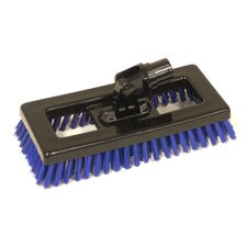 Swivel Deck Brush BLK Bristles