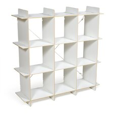 "9 Cubby 37.5"" Bookcase"